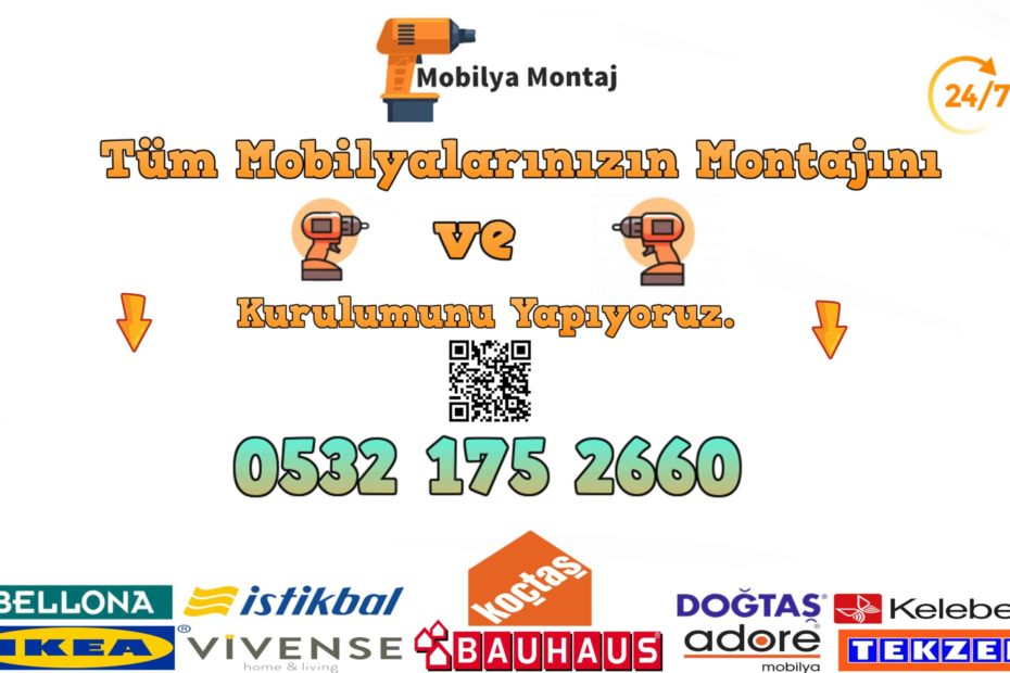 yesilkoy-mobilya-montaj-kurulum